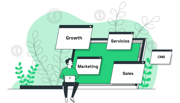 Grows consulting